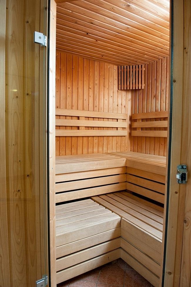 Boazeria do budowy sauny