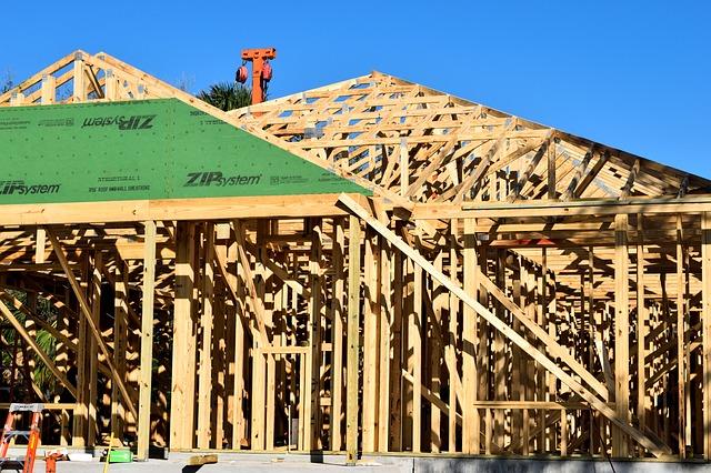 Koszt budowy domu z drewna