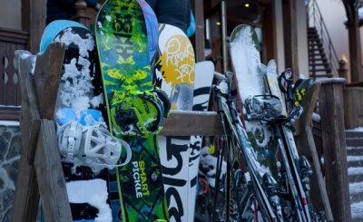 Deska snowboardowa - ostrzenie krawędzi, regeneracja ślizgu