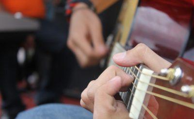 Lekcje gry na gitarze dla początkujących - Bielsko-Biała