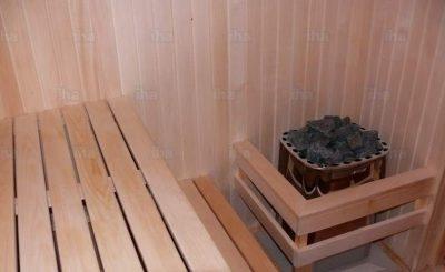 Piec do sauny mokrej