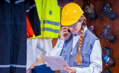 Artykuły BHP niezbędne w każdym zakładzie pracy