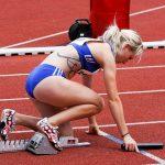 Jakie biegi sztafetowe są rozgrywane na zawodach lekkoatletycznych?