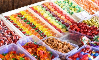 Sklep ze słodyczami